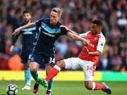 Bóng đá - Chi tiết Arsenal - Middlesbrough: Áp lực đè nặng (KT)