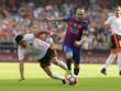 Chi tiết Valencia - Barcelona: Bàn thắng muộn màng (KT)