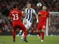 TRỰC TIẾP Liverpool - West Brom: Lốc đỏ lại nổi lên
