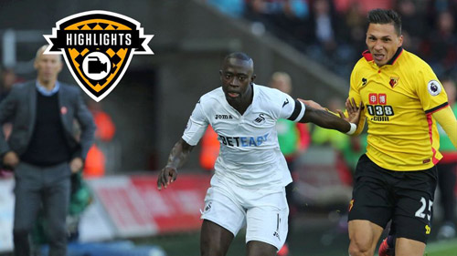 Swansea - Watford: Nỗ lực tới cùng - 1