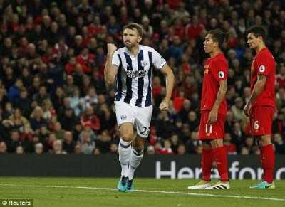 Chi tiết Liverpool - West Brom: Thổi bùng cơ hội (KT) - 6