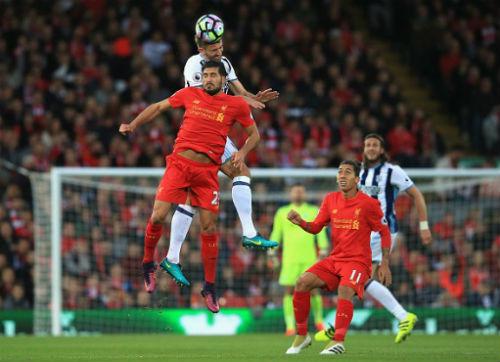 Liverpool - West Brom: Ào ào thác đổ - 1