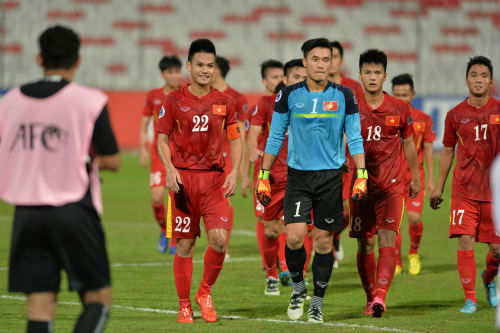 U19 Việt Nam - U19 Bahrain: Một bước tới World Cup - 1