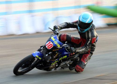 Hồi sinh đường đua xe máy - 1
