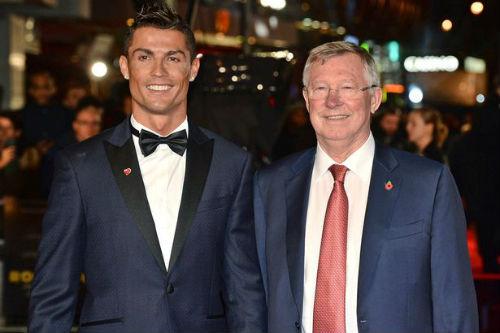 Tiết lộ: Ronaldo tự vươn đến đỉnh cao, không nhờ Sir Alex - 1