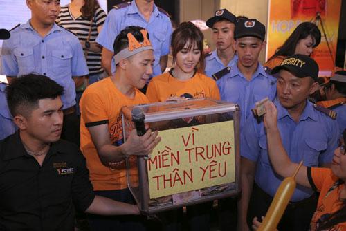 Trấn Thành bật khóc tỏ tình Hari Won trước hàng nghìn người - 6