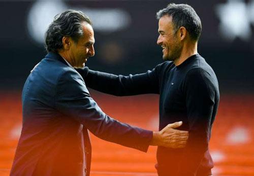 Barca: Enrique xót xa vì Iniesta nghỉ 8 tuần - 1