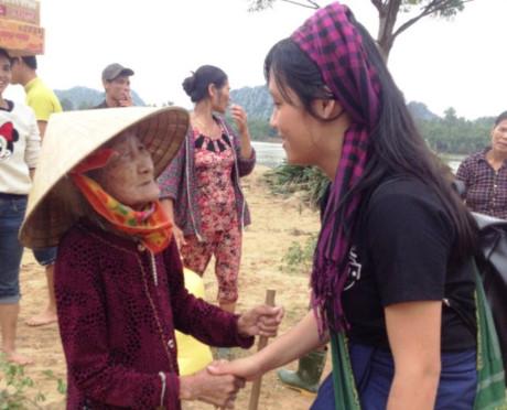Thủ tướng truy khen tình nguyện viên Đặng Thị Thu Hương - 2
