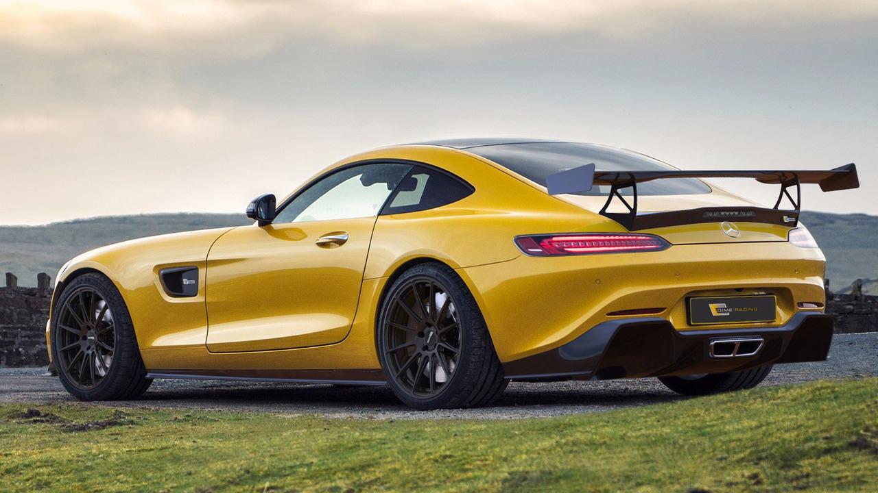 """Ngắm phiên bản Dime Racing Mercedes-AMG GT """"mạnh mẽ nhất"""" - 2"""