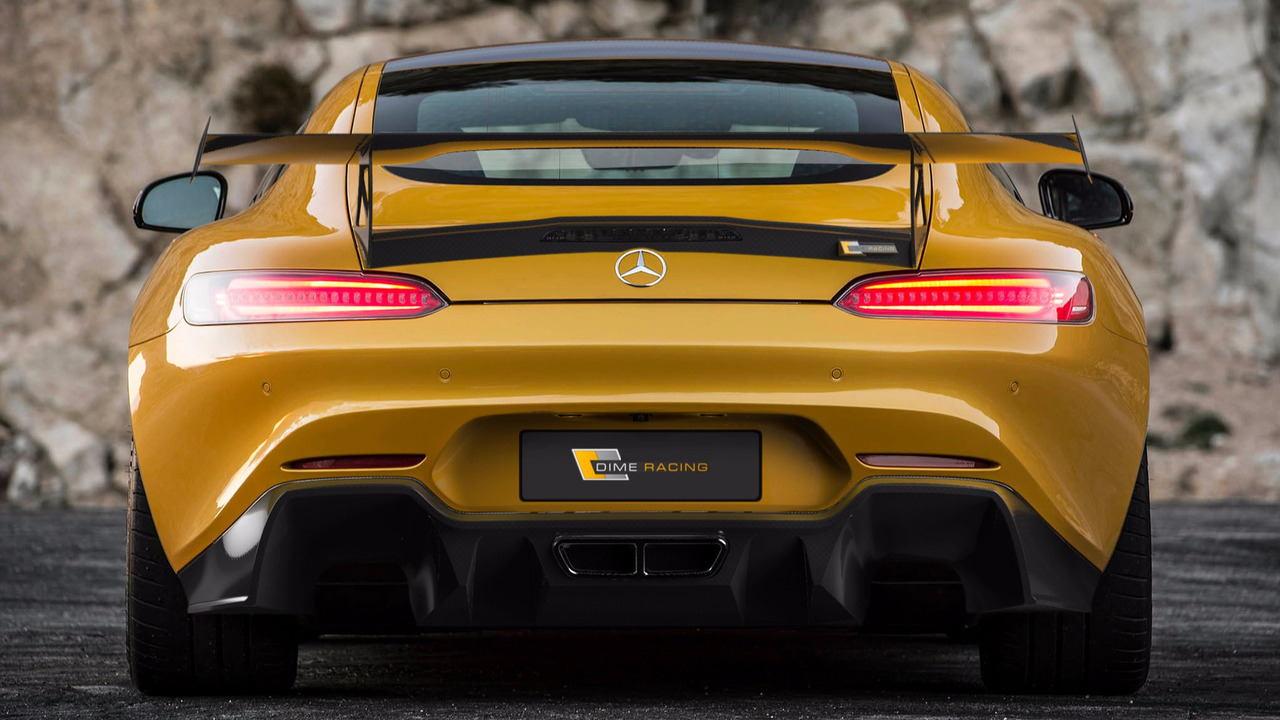 """Ngắm phiên bản Dime Racing Mercedes-AMG GT """"mạnh mẽ nhất"""" - 3"""