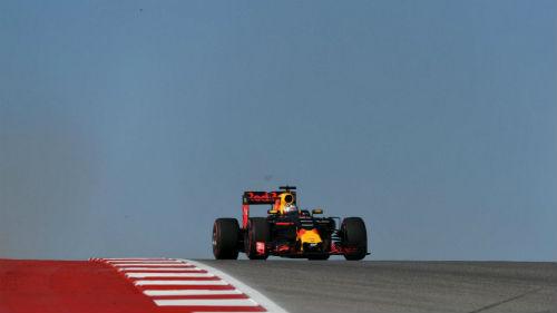 F1 - Phân hạng US GP: Hamilton xuất sắc đoạt pole - 1