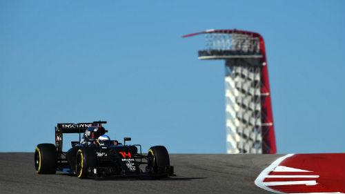 F1 - Phân hạng US GP: Hamilton xuất sắc đoạt pole - 2