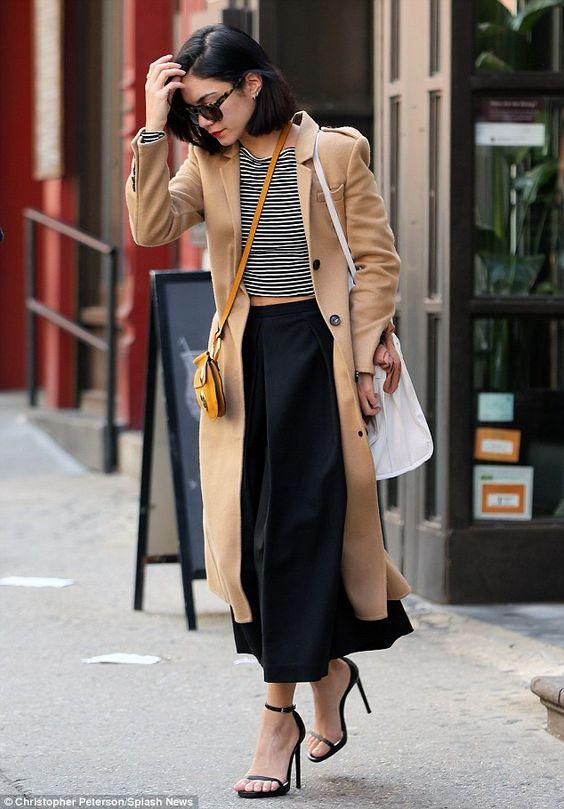 Khi giao mùa hãy mặc đồ như Kendall, Gigi hay Rihanna - 13