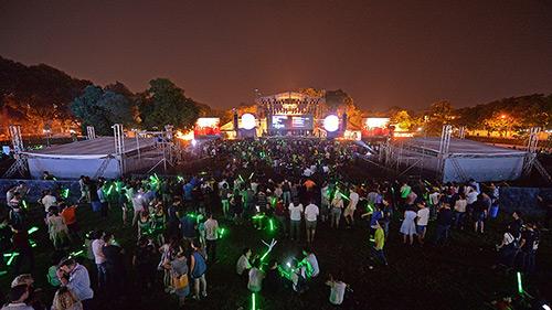 Những nghệ sĩ ấn tượng nhất Lễ hội âm nhạc quốc tế Gió Mùa - 14