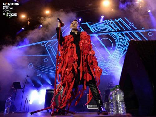 Những nghệ sĩ ấn tượng nhất Lễ hội âm nhạc quốc tế Gió Mùa - 6