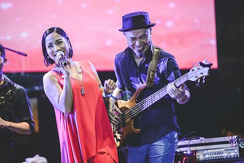 Những nghệ sĩ ấn tượng nhất Lễ hội âm nhạc quốc tế Gió Mùa - 2