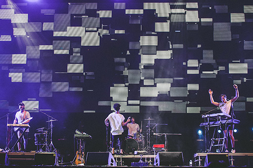 Những nghệ sĩ ấn tượng nhất Lễ hội âm nhạc quốc tế Gió Mùa - 4