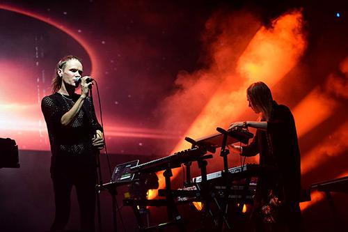 Những nghệ sĩ ấn tượng nhất Lễ hội âm nhạc quốc tế Gió Mùa - 5