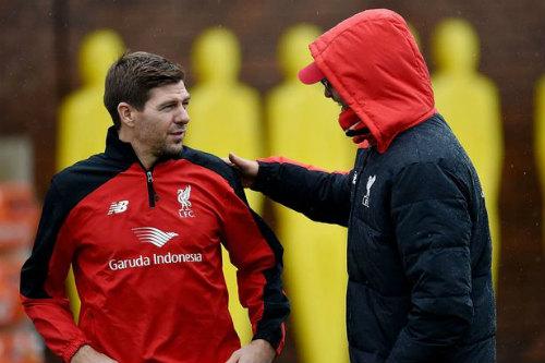 Tin HOT bóng đá tối 23/10: Klopp muốn Gerrard trở lại Liverpool - 1