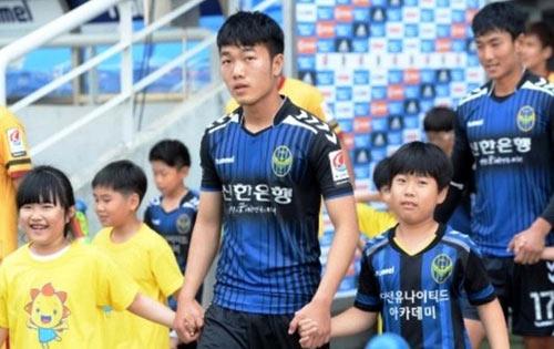 Clip: Xuân Trường tròn vai trong lần thứ 2 đá chính ở K-League - 1