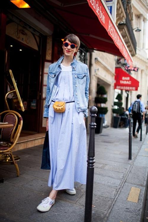 Chăm mặc màu này hơn để hóa quý cô thời thượng - 2