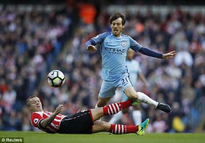 Chi tiết Man City - Southampton: Phần thưởng xứng đáng (KT) - 3