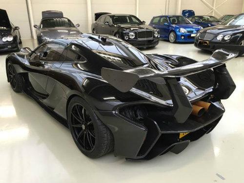 Chi tiết McLaren P1 GTR giá chát 97 tỷ đồng - 2