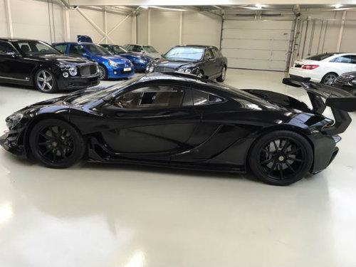 Chi tiết McLaren P1 GTR giá chát 97 tỷ đồng - 4
