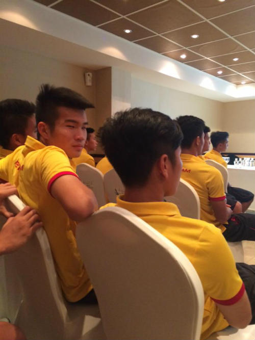 Chi tiết U19 Việt Nam - U19 Bahrain: Việt Nam chào World Cup - 4