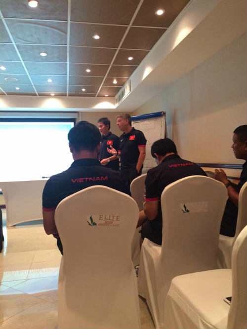 Chi tiết U19 Việt Nam - U19 Bahrain: Việt Nam chào World Cup - 5