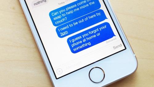 Cách để bạn chat iMessage không biết mình đã đọc tin nhắn - 1
