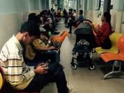 Sức khỏe đời sống - Nhập viên vì cho trẻ sử dụng bừa bãi thuốc kháng sinh