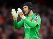 Arsenal: 34 tuổi, Cech vẫn hay nhất Premier League