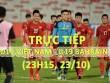 TRỰC TIẾP U19 Việt Nam - U19 Bahrain: Kiên cường chống trả
