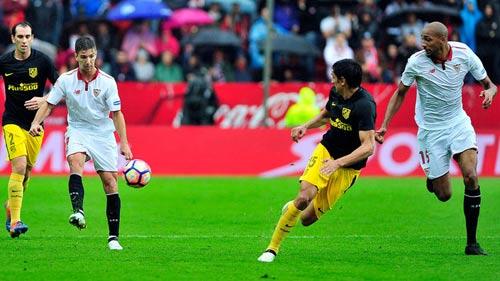 Sevilla – Atletico: Đạp núi để trèo cao - 1