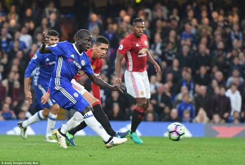 """Góc chiến thuật Chelsea - MU: """"Bức tượng"""" Mourinho - 2"""