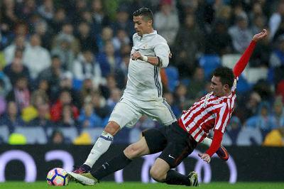 Chi tiết Real Madrid - Bilbao: Gục ngã trước áp lực (KT) - 7