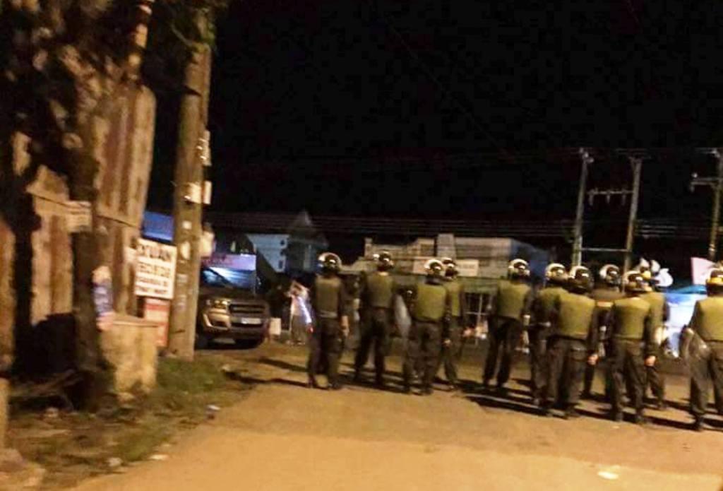 Đồng Nai: Hơn 500 người nghiện phá trại, tràn ra đường - 1