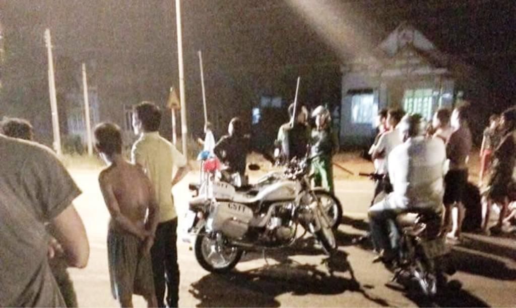 Đồng Nai: Hơn 500 người nghiện phá trại, tràn ra đường - 2