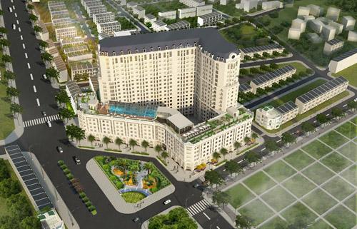 Lễ giới thiệu Dự án khu căn hộ khách sạn Royal Park - 1
