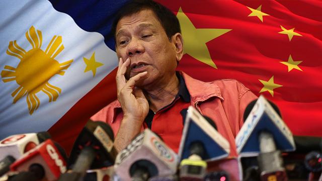"""Duterte """"khoe"""" TQ rút ngư dân khỏi bãi Scarborough - 1"""