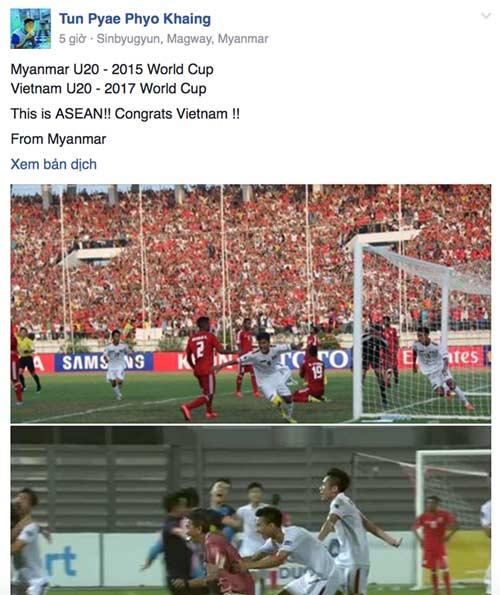 """U19 Việt Nam: Hàng triệu fan """"phát cuồng"""" vì kỳ tích World Cup - 3"""
