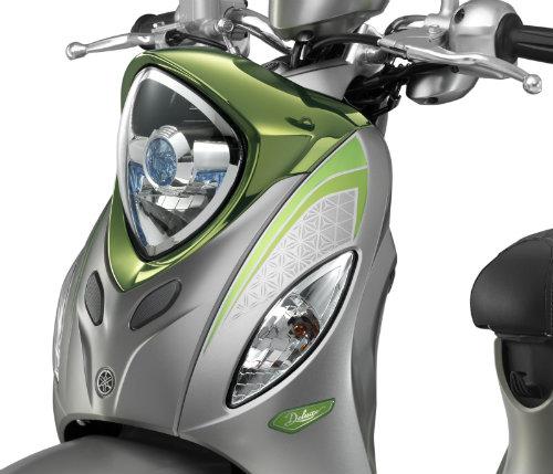 Yamaha Fino mới giá 29 triệu đồng khiến nữ sinh mê - 3