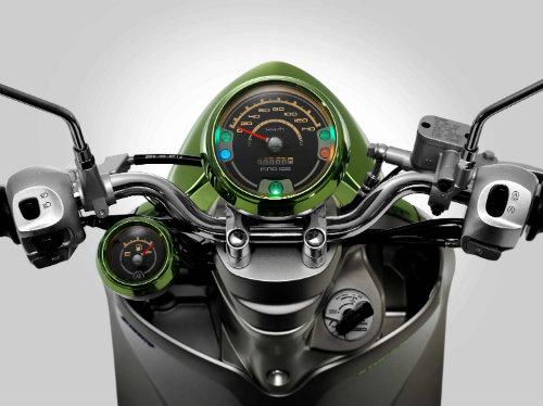 Yamaha Fino mới giá 29 triệu đồng khiến nữ sinh mê - 4