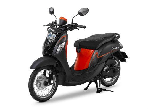 Yamaha Fino mới giá 29 triệu đồng khiến nữ sinh mê - 8