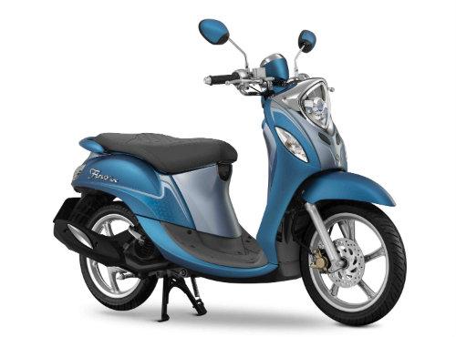 Yamaha Fino mới giá 29 triệu đồng khiến nữ sinh mê - 10