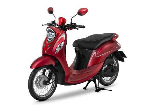 Yamaha Fino mới giá 29 triệu đồng khiến nữ sinh mê - 9