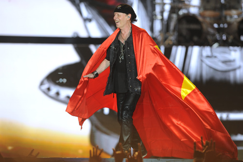 Những nghệ sĩ ấn tượng nhất Lễ hội âm nhạc quốc tế Gió Mùa - 11
