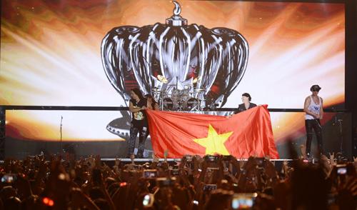 Những nghệ sĩ ấn tượng nhất Lễ hội âm nhạc quốc tế Gió Mùa - 12