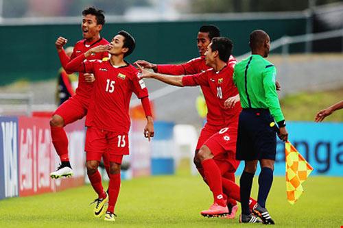 Đông Nam Á từng có những đội trẻ nào vào World Cup? - 1